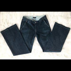 Banana Republic dark wash size 6 jeans